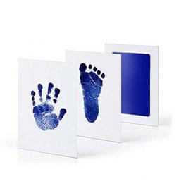 Empreintes Bébé : mains ou pieds