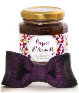 Confiture Papa d'amour (figue, raisin et noix)