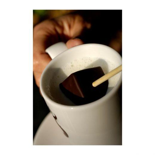 Bâtonnet au chocolat noir : Choc-o-lait