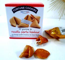 Fortune cookies : Porte Bonheur