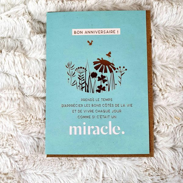 Carte Miracle