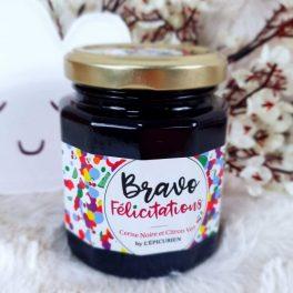 Confiture Bravo & Félicitations (Cerise & Citron)