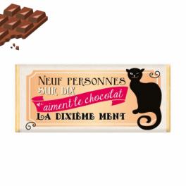 """Chocolat """"petit mensonge du chocolat"""""""