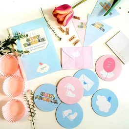 Kit pour baby shower