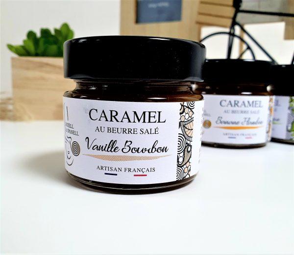 Caramel Vanille Bourbon