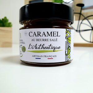Caramel au beurre salé l'authentique