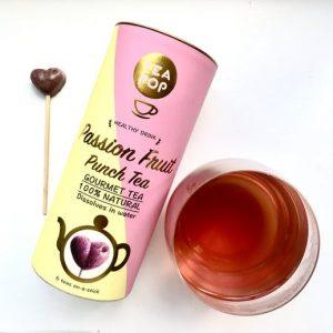 tea pop passion 100% naturel